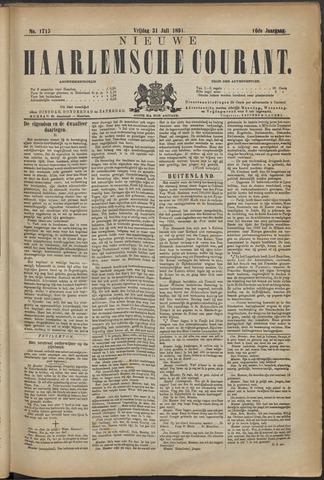 Nieuwe Haarlemsche Courant 1891-07-31
