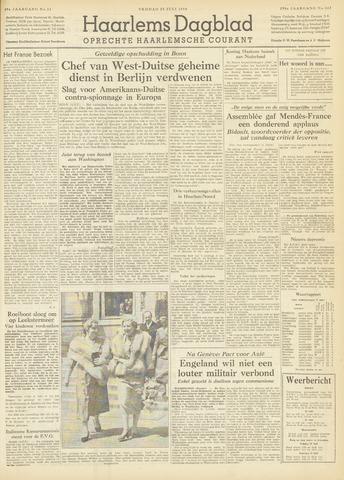 Haarlem's Dagblad 1954-07-23