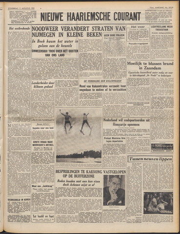 Nieuwe Haarlemsche Courant 1951-08-02