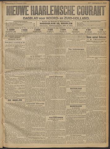 Nieuwe Haarlemsche Courant 1916-01-12