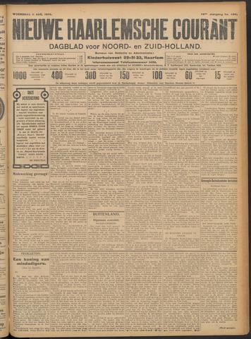 Nieuwe Haarlemsche Courant 1909-08-11