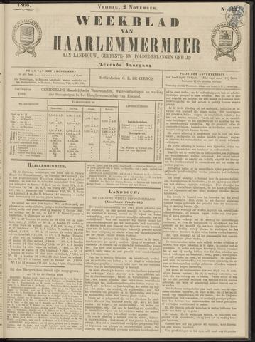 Weekblad van Haarlemmermeer 1866-11-02
