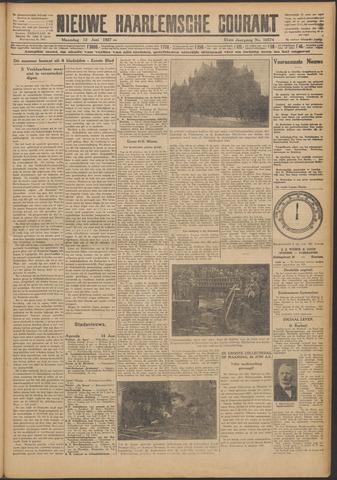 Nieuwe Haarlemsche Courant 1927-06-13