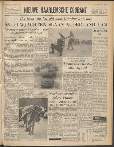Nieuwe Haarlemsche Courant 1958-02-26