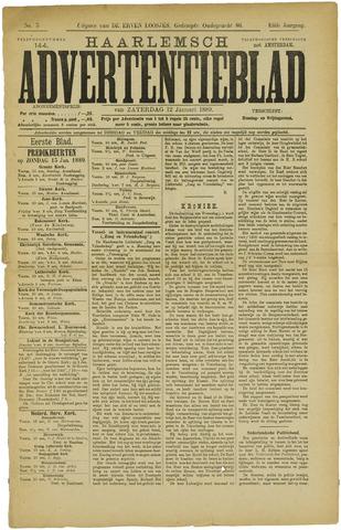 Haarlemsch Advertentieblad 1889-01-12