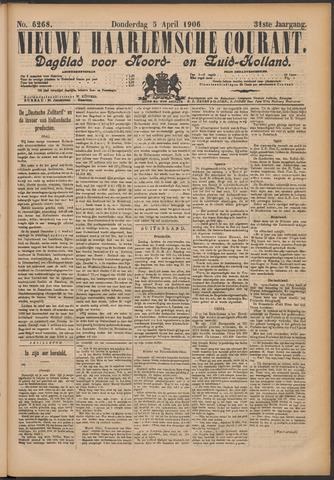 Nieuwe Haarlemsche Courant 1906-04-05