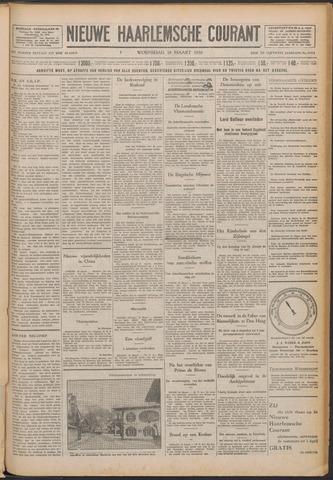 Nieuwe Haarlemsche Courant 1930-03-19