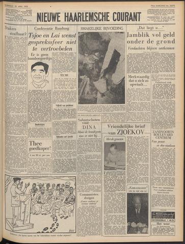 Nieuwe Haarlemsche Courant 1955-04-20