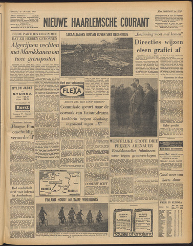 Nieuwe Haarlemsche Courant 1963-10-15