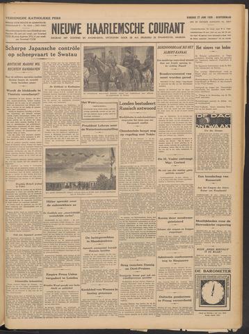 Nieuwe Haarlemsche Courant 1939-06-27