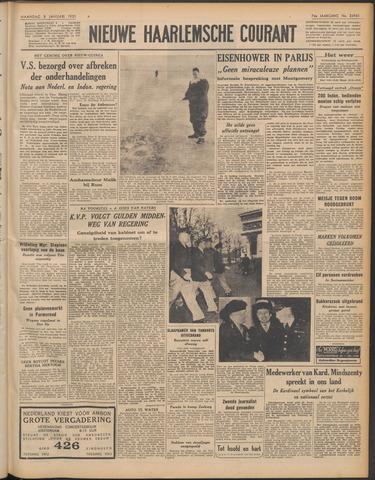 Nieuwe Haarlemsche Courant 1951-01-08