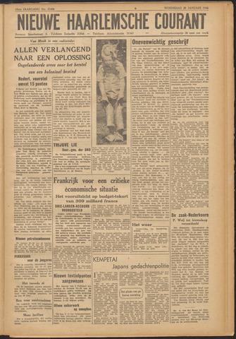 Nieuwe Haarlemsche Courant 1946-01-30