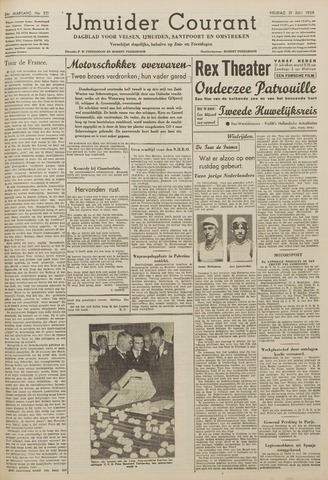IJmuider Courant 1939-07-21