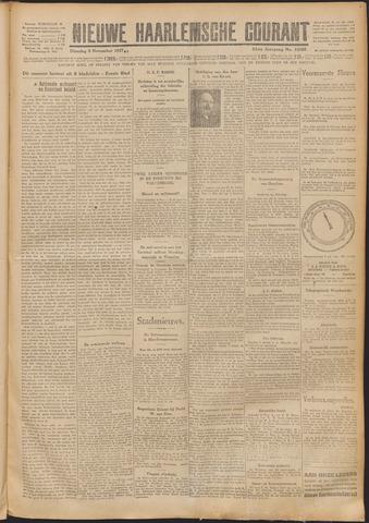 Nieuwe Haarlemsche Courant 1927-11-08