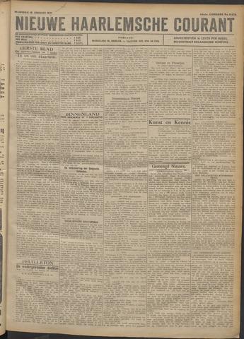 Nieuwe Haarlemsche Courant 1921-01-10