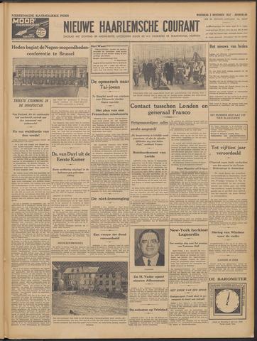 Nieuwe Haarlemsche Courant 1937-11-03