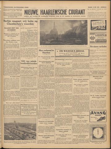 Nieuwe Haarlemsche Courant 1939-05-12