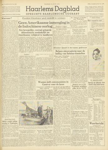 Haarlem's Dagblad 1954-06-11