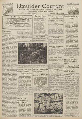 IJmuider Courant 1939-02-24