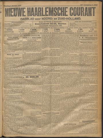 Nieuwe Haarlemsche Courant 1915-10-05