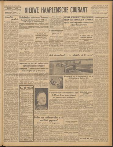 Nieuwe Haarlemsche Courant 1949-06-25