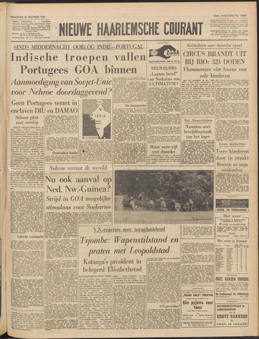 Nieuwe Haarlemsche Courant 1961-12-18