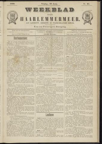 Weekblad van Haarlemmermeer 1880-06-18