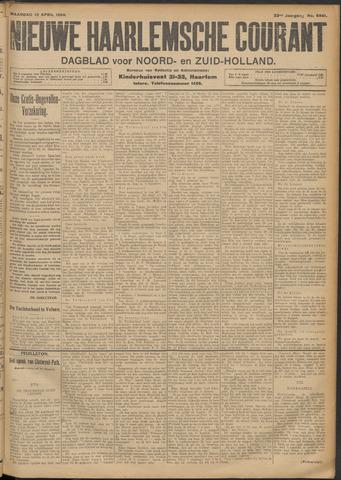 Nieuwe Haarlemsche Courant 1908-04-13