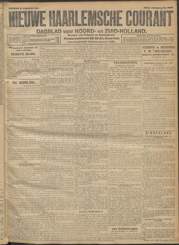 Nieuwe Haarlemsche Courant 1915-01-08