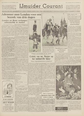 IJmuider Courant 1959-11-16