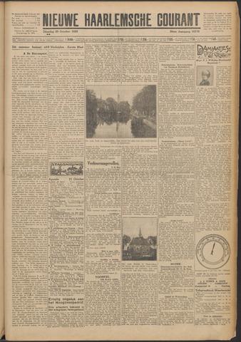 Nieuwe Haarlemsche Courant 1925-10-20