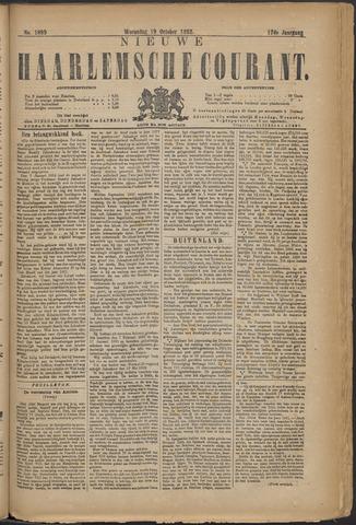 Nieuwe Haarlemsche Courant 1892-10-19