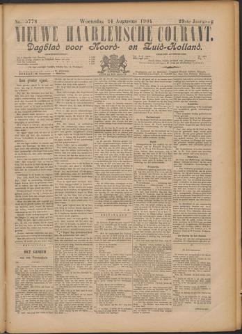 Nieuwe Haarlemsche Courant 1904-08-24