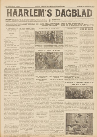 Haarlem's Dagblad 1926-12-27