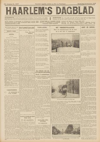 Haarlem's Dagblad 1926-11-18