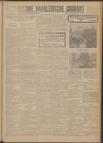 Nieuwe Haarlemsche Courant 1923-12-08