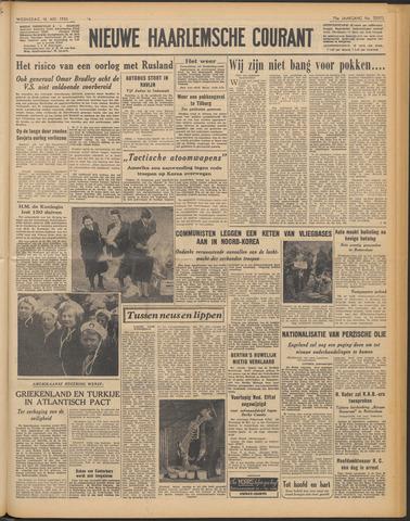 Nieuwe Haarlemsche Courant 1951-05-16