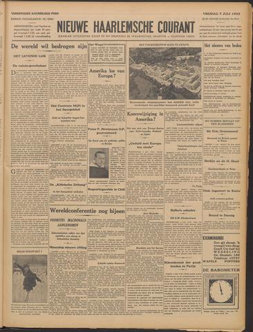 Nieuwe Haarlemsche Courant 1933-07-07
