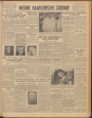 Nieuwe Haarlemsche Courant 1950-09-12