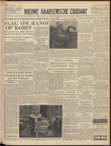 Nieuwe Haarlemsche Courant 1954-06-08