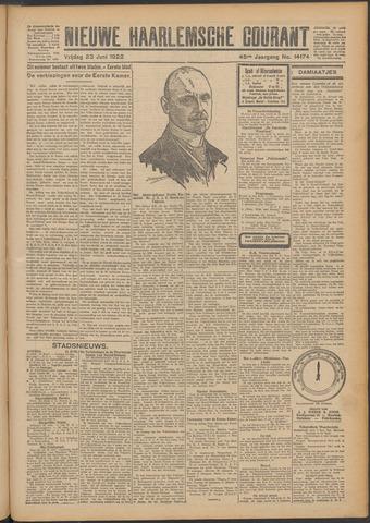 Nieuwe Haarlemsche Courant 1922-06-23