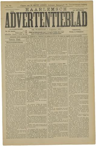 Haarlemsch Advertentieblad 1900-08-08