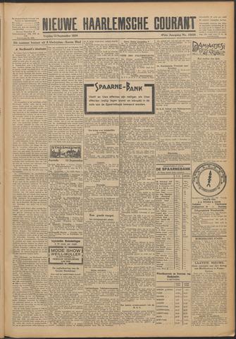 Nieuwe Haarlemsche Courant 1924-09-12