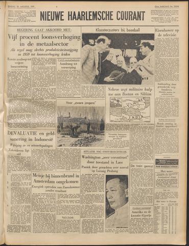 Nieuwe Haarlemsche Courant 1959-08-25