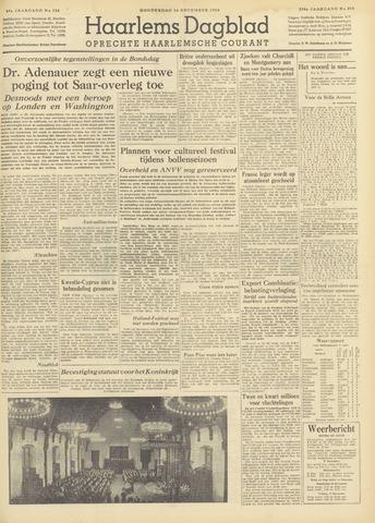 Haarlem's Dagblad 1954-12-16