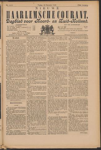 Nieuwe Haarlemsche Courant 1898-12-23