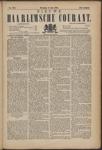 Nieuwe Haarlemsche Courant 1890-06-18