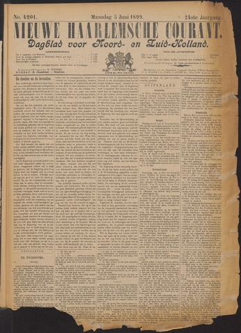 Nieuwe Haarlemsche Courant 1899-06-05