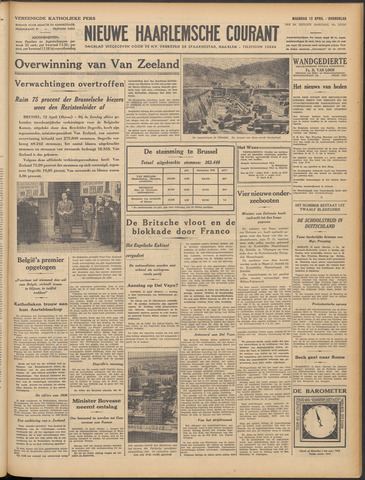 Nieuwe Haarlemsche Courant 1937-04-12