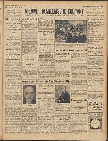 Nieuwe Haarlemsche Courant 1934-01-23